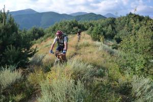 Trans Bike Balcanes