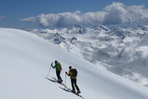 Ski-touring on the great snow of the Balkans