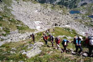 Los picos más altos de los Balcanes. Trekking en las montañas de los Dioses