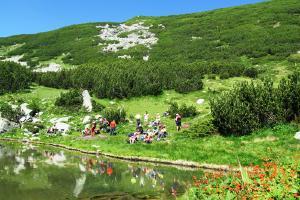 Trekking en los Parques nacionales de Bulgaria, las montañas Rila y Pirin